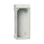SURFACE WALL BOX FOR SOCKET WITH ISOLATOR