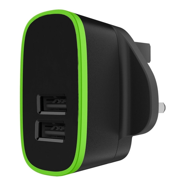 DUAL USB WALL CHARGER 2.1A